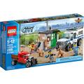 LEGO City 60048 Полицейский Отряд С Собакой
