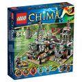 LEGO Legends Of Chima 70014 Болотное Укрытие Крокодилов