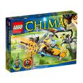 LEGO Legends Of Chima 70129 Двухроторный Вертолет Лавертуса