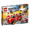 LEGO Ninjago 70727 Ниндзя-Перехватчик Х-1