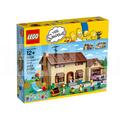 LEGO Simpsons 71006 Дом Симпсонов