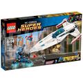 LEGO Super Heroes 76028 Вторжение Дарксайда