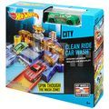 Игровой набор Автомойка Город Hot Wheels CDL85