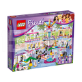 Lego Friends Heartlake shopping mall 60036 Торговый центр Хартлейк Сити
