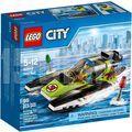 Lego City 60114 Гоночный катер