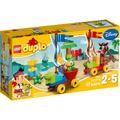 LEGO Duplo 10539 Пляжные гонки Джейка