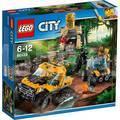 LEGO City Jungle Explorer 60159 Миссия Исследование джунглей