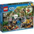 LEGO City Jungle Explorer 60161 База исследователей джунглей
