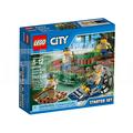 {[ru]:LEGO City 60066 Полиция на болоте для начинающих}