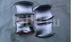 Хромированные накладки под ручки дверей Honda CR-V III