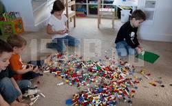 Сумки для конструктора LEGO