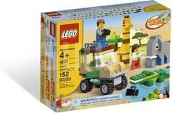 """LEGO Build And Rebuild 4637 Строительный Набор """"Сафари"""""""