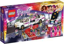 LEGO Friends 41107 Поп звезда: лимузин