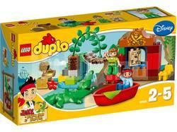 LEGO Duplo 10526 Питер Пэн в гостях у Джейка