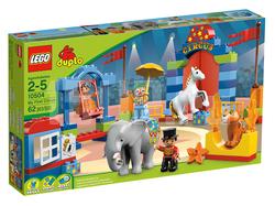 LEGO Duplo 10504 Большой цирк