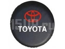 Чехол запасного колеса для Toyota