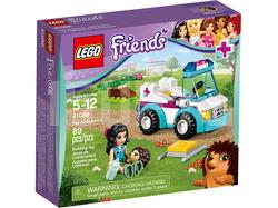 LEGO Friends 41086 Ветеринарная Скорая Помощь