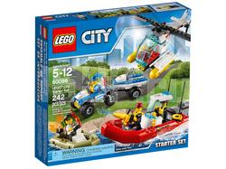 LEGO City 60086 Набор Для Начинающих