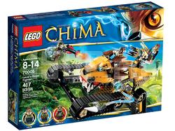 LEGO Legends Of Chima 70005 Королевский Истребитель Лавала