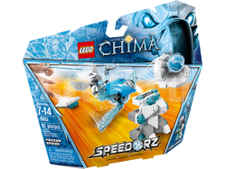 LEGO Legends Of Chima 70151 Оледенелые Шипы