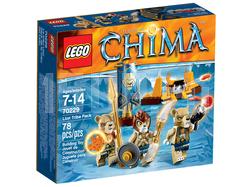 LEGO Legends Of Chima 70229 Лагерь Клана Львов
