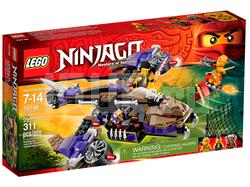 LEGO Ninjago 70746 Вертолетная Атака Клана Анакондрай