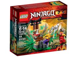 LEGO Ninjago 70752 Ловушка В Джунглях