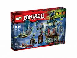 LEGO Ninjago 70732 Город Стикс (City Of Stiix)
