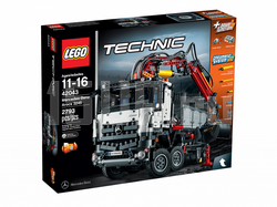 LEGO Technic 42043 Mercedes-Benz Arocs 3246