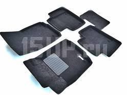 Коврики салона текст. 3D euro-std MERCEDES W166 (ML,GL,GLE-Class) (2012-2015-) Original