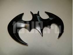 Стикер на кузов Черная летучая мышь Бэтман