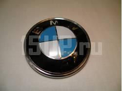 Эмблема гнутая на кузов BMW E28