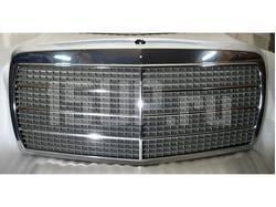 Решетка радиатора стандартная в сборе на Mercedes S W126