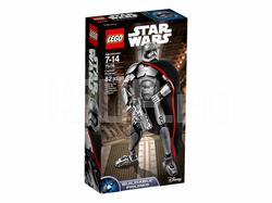 Lego Star Wars 75118 Капитан Фазма