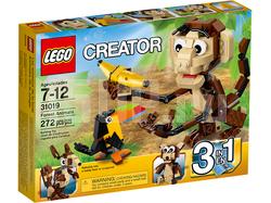 {[ru]:LEGO Creator 31021 Пушистые зверушки}