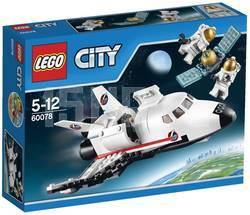 LEGO City 60078 Обслуживающий Шаттл