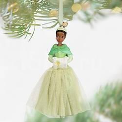 Disney Елочная игрушка Принцесса Тиана