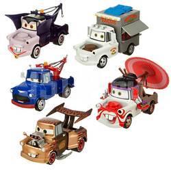 Набор стилизованных машинок из м/ф Тачки (Cars) Disney