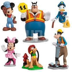 Набор фигурок Disney Клуб Микки Мауса