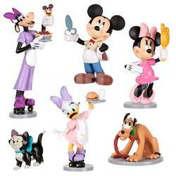 Набор фигурок Disney Минни Маус
