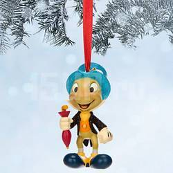 Disney Елочная игрушка Сверчок Джимини