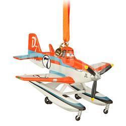 Елочная игрушка Самолеты Disney