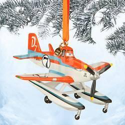 Disney Елочная игрушка Самолеты