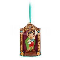 Пиннокио Disney Елочная игрушка