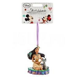 Елочное украшение Disney Покахонтес