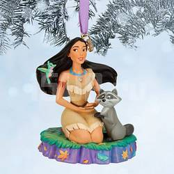 Disney Елочная игрушка Покахонтес