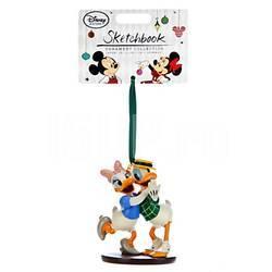 Елочная игрушка Доннальд Дак Disney