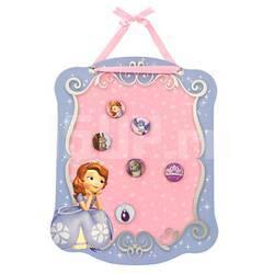 Доска для записей с магнитами Принцесса София Disney