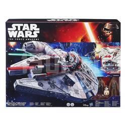 """Флагманский космический корабль Hasbro  STAR WARS Star Wars """"Сокол тысячелетия"""" (B3678)"""