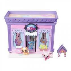 набор Hasbro Littlest Pet Shop Стильный зоомагазин